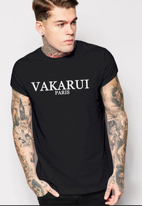 """Classic VAKARUI"" Fitted T-shirt"