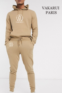 V'S UP & V'S DOWN Jogger Suit