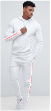 Load image into Gallery viewer, VAKARUI White spider Sweat Suit