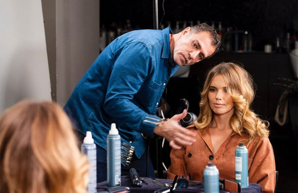 How To Create Voluminous, Undone Waves with Virtue Labs Hair Products