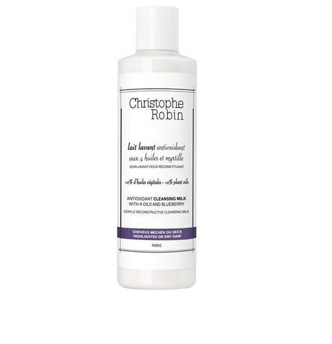 Antioxidant Cleansing Milk with 4 Oils and Blueberry - Headcase Haircare