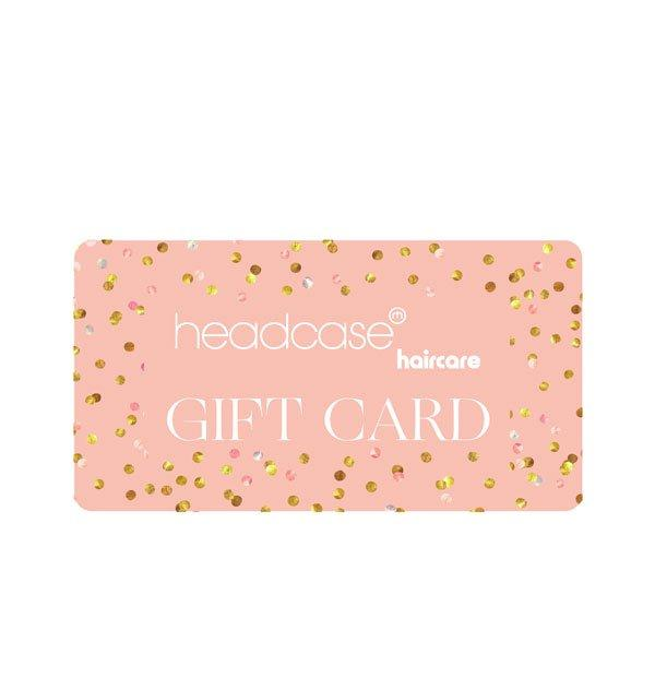 Headcase Haircare Gift Card - Headcase Haircare