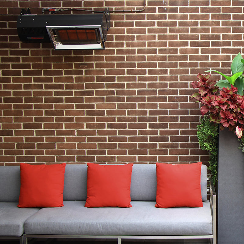 "HAB20 - The Habanero by IR Energy, 33"", High Intensity In/Outdoor Unvented Wall/Ceiling Mount, 20,000 btu, NG"