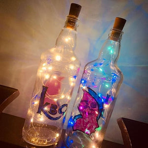 Festive Lights For Decoration (Bottle Light)