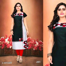 Load image into Gallery viewer, Carissa  Crepe Women's Kurtis Vol 5