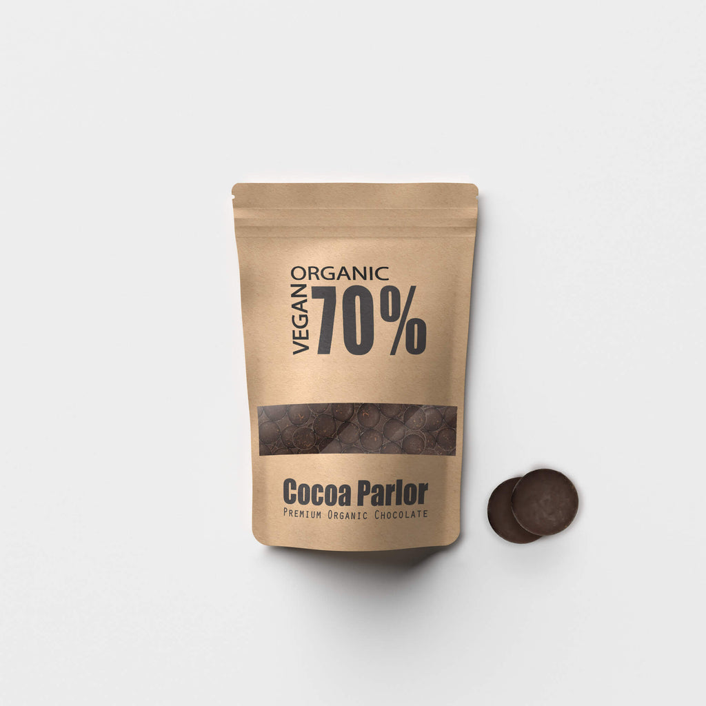 70% Dark Chocolate Couverture