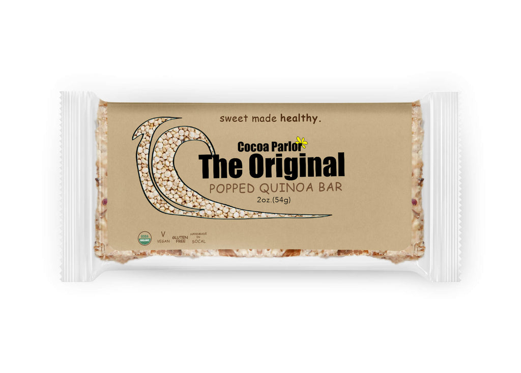 The Original Quinoa Crunch Bar