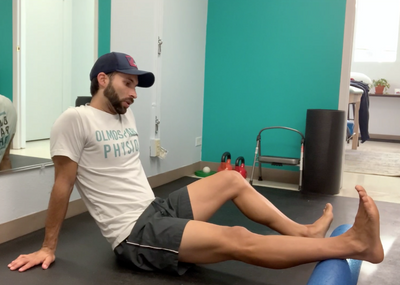 Foam Rolling for Cyclists with Dr. Will Gonzaba