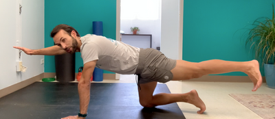 Posture and Core Stability for Cyclists with Dr. Will Gonzaba