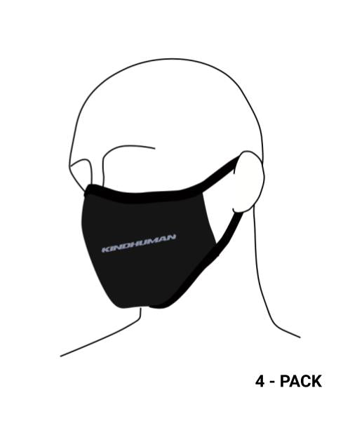 KindHuman Everyday Mask (4-Pack)