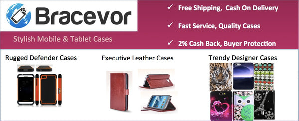 Bracevor Mobile Cases Covers