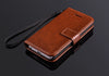 Bracevor Executive Brown Apple iPhone 5c Wallet Leather Case 3