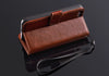 Bracevor Executive Brown Apple iPhone 5c Wallet Leather Case 5