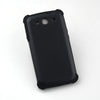 Bracevor Triple Layer Defender Back Case for Samsung Galaxy S3 i9300 - Black