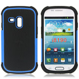 Triple Layer Defender Back Case for Samsung Galaxy S3 mini