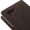 Bracevor Mercury Goospery Sonata Wallet Leather Magnetic Case for Sony Xperia M - Brown 5