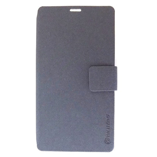 Bracevor pattern Leather Stand Case for Sony L39h Xperia Z1 L39H  - Grey1