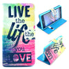 Bracevor Life Design Wallet Leather Flip Case for Sony Xperia Z1 L39H