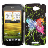 Nature Design Edition 801 Hard Back case for HTC One S