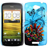 Nature Design Edition 804 Hard Back case for HTC One S
