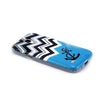 Bracevor Chevron Stripe Design TPU Back Case Cover for Samsung Galaxy S4 mini i9190 i9192