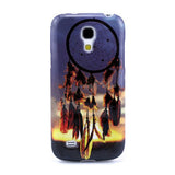 Dreamcatcher Design TPU Back Case Cover for Samsung Galaxy S4 mini