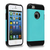 Bracevor Tough Armor Hybrid Back Case Cover for Apple iPhone 5 5s