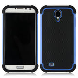 Triple Layer Defender Back Case for Samsung Galaxy S4 I9500