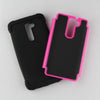 Triple Layer Defender Back Case for LG G2