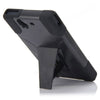 Bracevor 2 in 1 Hybrid Kickstand Back case for Sony Xperia Z L36H - Black