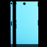 Hard Back Case Cover for Sony Xperia Z Ultra C6806 XL39h - Blue