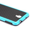 Bracevor Stylish Football Cube Back Case for Samsung Galaxy Note 3 Neo - Blue 3