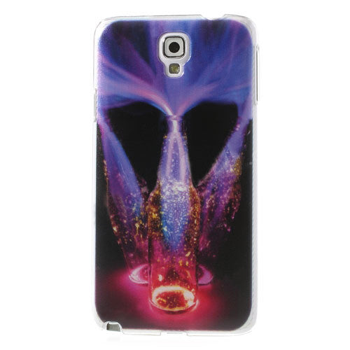 Bracevor Magic Bottles Design Hard Back Case for Samsung Galaxy Note 3 Neo