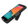 Bracevor Holster Combo with Kick Stand Hard Case for LG Nexus 5 - Black2
