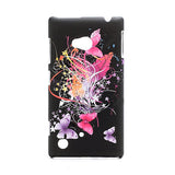 Nature Design Edition 402 Hard Back case for Nokia Lumia 720