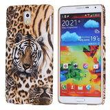 Majestic Tiger pattern Hard PC case for Samsung Galaxy Note 3