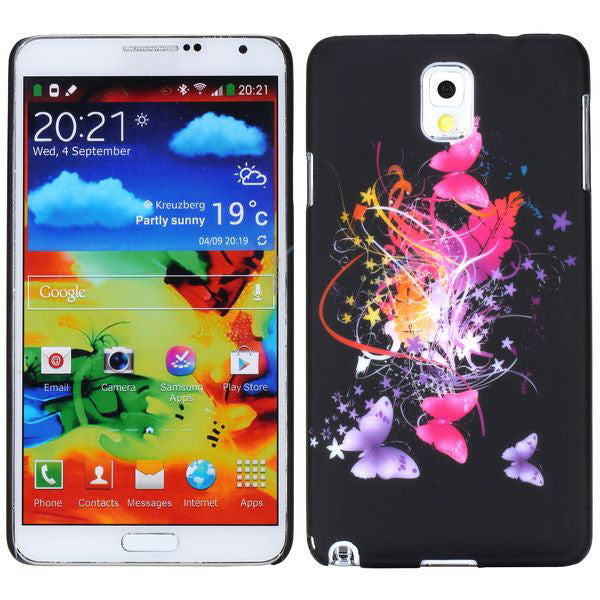 Nature Design Edition 602 Hard Back case for Samsung Galaxy Note 3