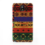 Ethnic Art Design Hard Back Case Cover for Samsung Galaxy Note 3