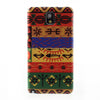 Bracevor Ethnic Art Design Hard Back Case Cover for Samsung Galaxy Note 3