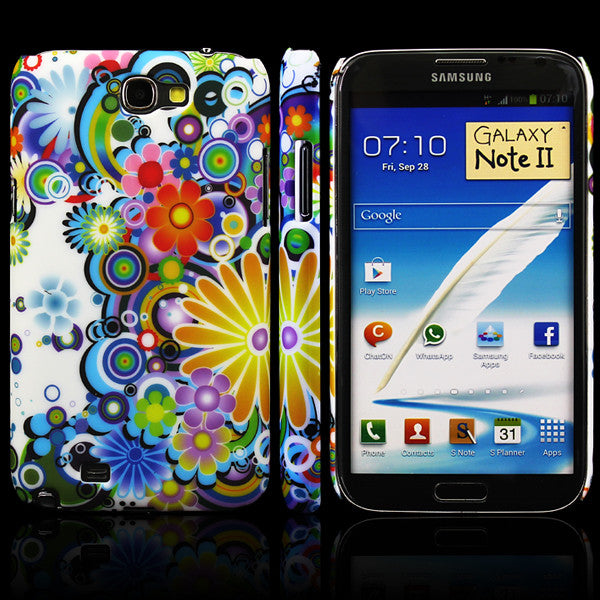 Nature Design Edition 203 Hard Back case for Samsung Galaxy Note 2 N7100