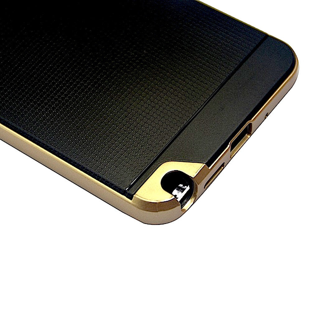 meet 9c6dc 96a6a Neo Hybrid Bumper Back Case for Samsung Galaxy Note 3 Neo - Gold ...