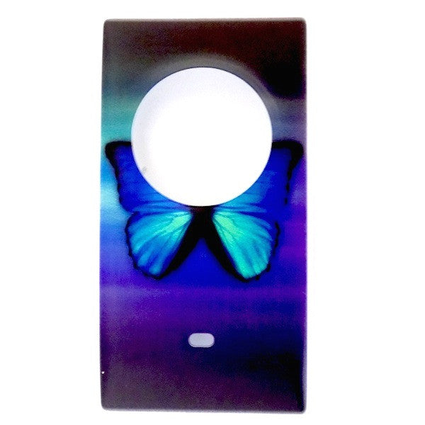 Bracevor Splendid Butterfly Design Hard Back Case for Nokia Lumia 1020