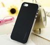 Neo Hybrid Bumper Back Case for Apple iPhone 5 5s - Silver