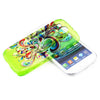 Floral Designer Green Crystal Back case for Samsung Galaxy S3 I9300