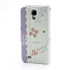 HappyMori Flip Leather Case for Samsung Galaxy S4 i9500 - Palace Deer