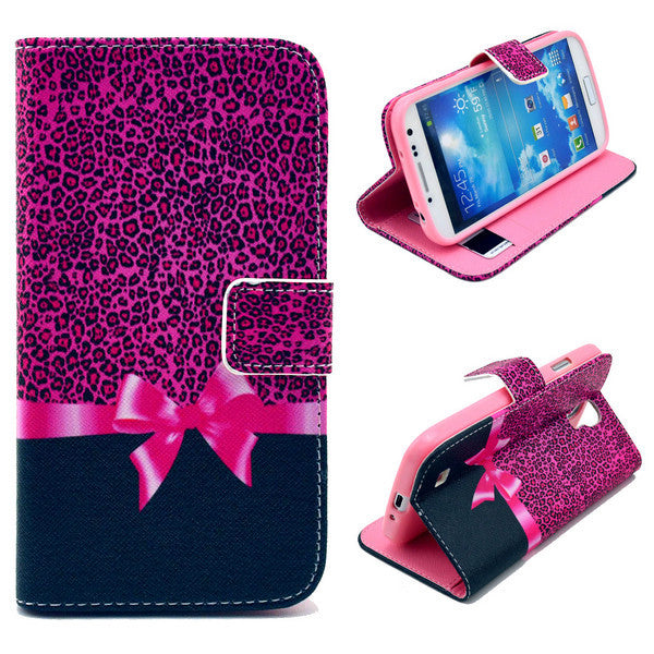 Best s4 cases Wallet Leather Flip Case for Samsung Galaxy S4 buy cheap