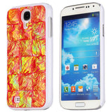Sparkling Diamond split stone Hard Back Case for Samsung Galaxy S4 i9500 i9505 i9508