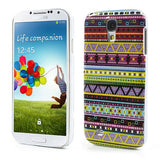 Aztec Art Back Case for Samsung Galaxy S4 i9500 - Tribal  Imprints