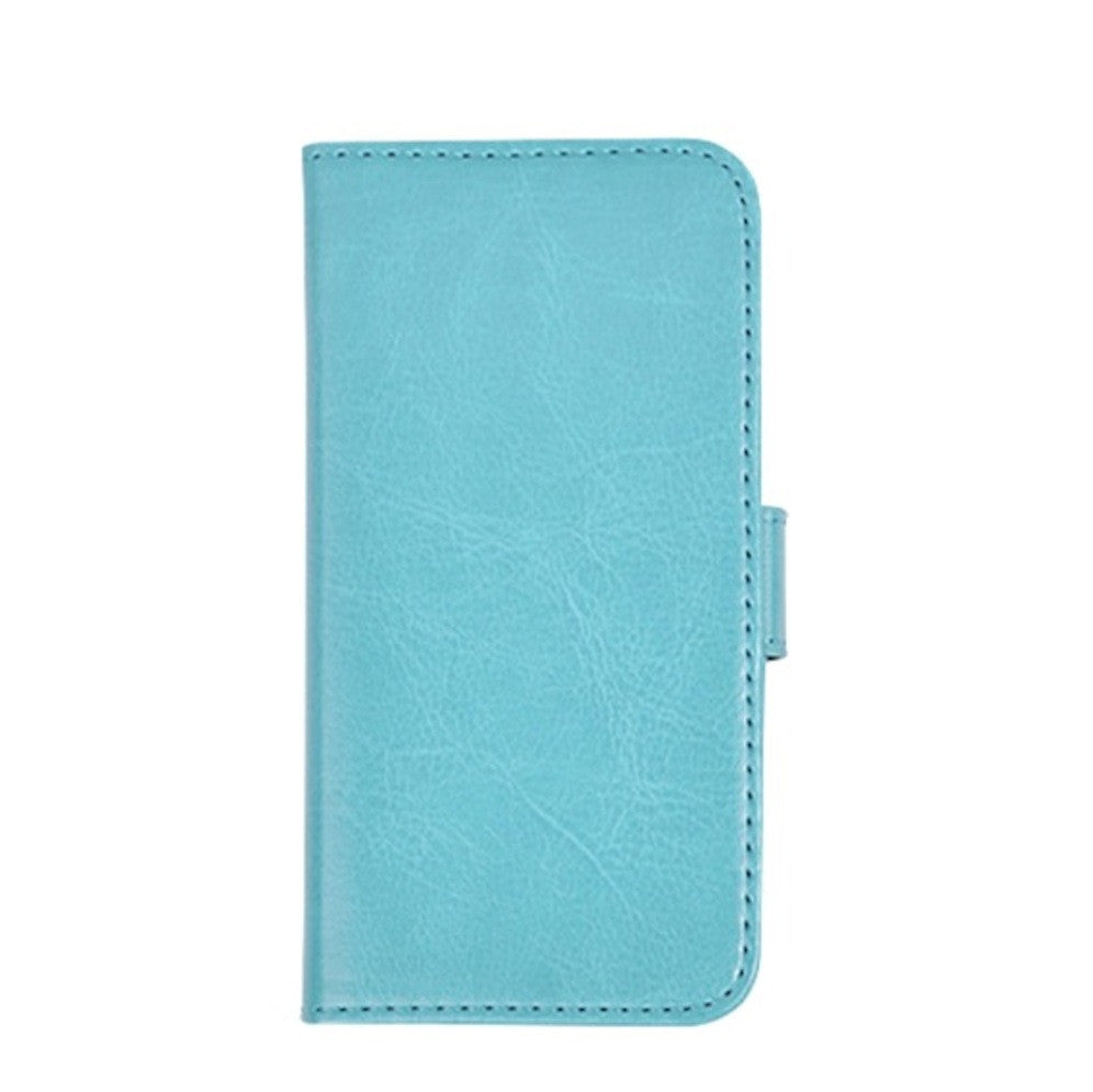 Bracevor Turquoise Blue Samsung Galaxy Note 2 N7100 Wallet Leather Case 1