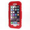 Waterproof Heavy Duty Sports Case for Apple iPhone 6 4.7 inch - Red